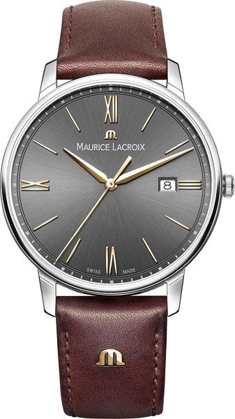 Мужские часы Maurice Lacroix EL1118-SS001-311-1 maurice lacroix lc6067 ss001 110