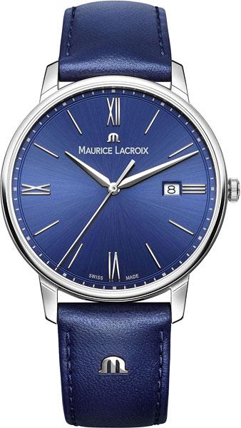 Мужские часы Maurice Lacroix EL1118-SS001-410-1 maurice lacroix lc6067 ss001 110