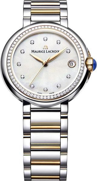 Женские часы Maurice Lacroix FA1004-PVP23-170-1 браслет soul diamonds женский золотой браслет с бриллиантами buhk 9087 14kw