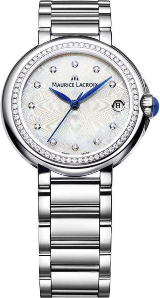Женские часы Maurice Lacroix FA1004-SD502-170-1 maurice lacroix fa1004 pvp13 110 1