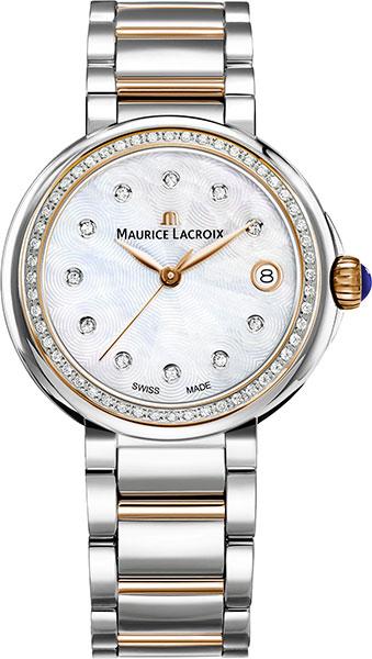 Женские часы Maurice Lacroix FA1007-PVP23-170-1 maurice lacroix fa1007 pvp13 170 1