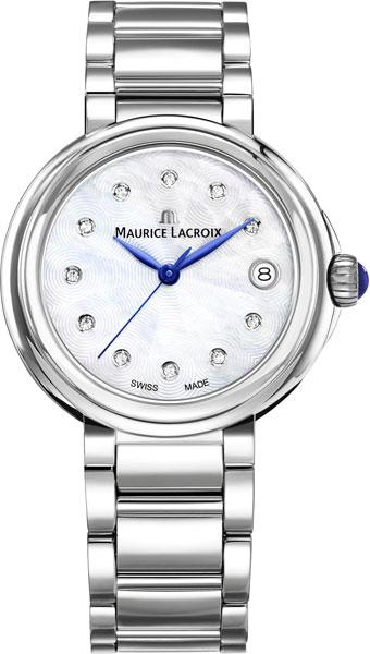 Женские часы Maurice Lacroix FA1007-SS002-170-1 maurice lacroix el1094 pvp06 150 1