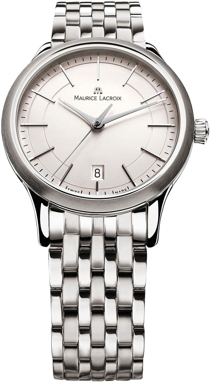 Мужские часы Maurice Lacroix LC1007-SS002-130 цена