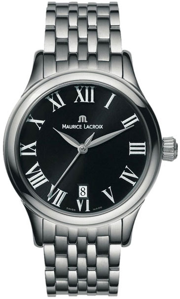 Мужские часы Maurice Lacroix LC1077-SS002-310 maurice lacroix fa1004 pvp13 110 1
