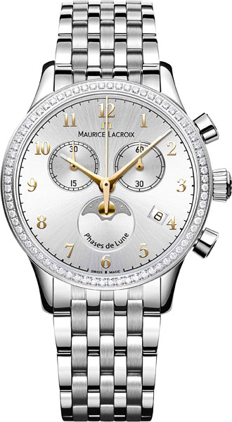 Женские часы Maurice Lacroix LC1087-SD502-121-1 женские часы maurice lacroix fa1003 sd502 170 1