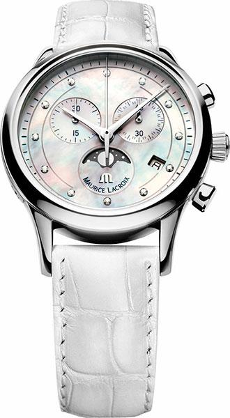 Женские часы Maurice Lacroix LC1087-SS001-160-3