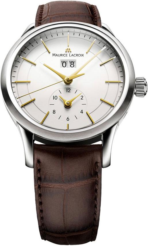 Мужские часы Maurice Lacroix LC6088-SS001-130