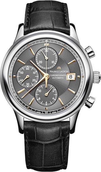 Мужские часы Maurice Lacroix LC6158-SS001-330-1 maurice lacroix aikon ai1006 ss002 330 1