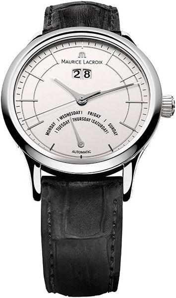 Мужские часы Maurice Lacroix LC6358-SS001-13E стоимость
