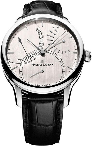 Фото «Швейцарские механические наручные часы Maurice Lacroix MP6508-SS001-130»