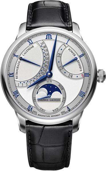 цена Мужские часы Maurice Lacroix MP6588-SS001-131-1 онлайн в 2017 году