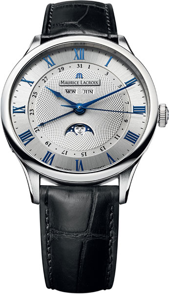 Мужские часы Maurice Lacroix MP6607-SS001-110-1 forex b016 6607