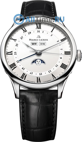 Мужские часы Maurice Lacroix MP6607-SS001-112-1 forex b016 6607