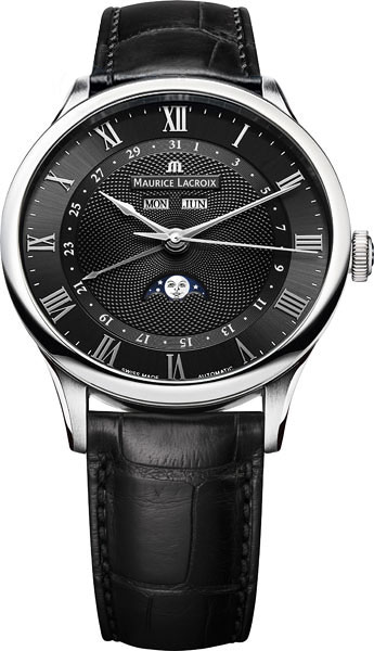 Мужские часы Maurice Lacroix MP6607-SS001-310-1 forex b016 6607