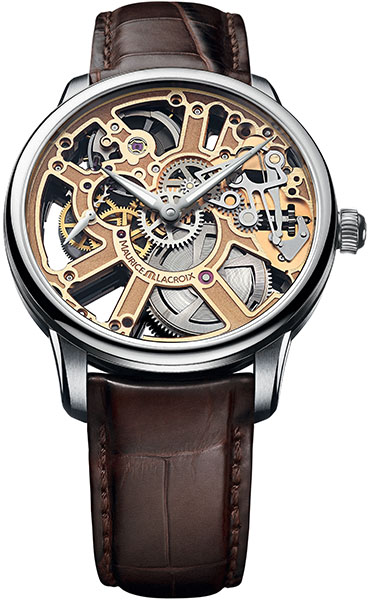 Мужские часы Maurice Lacroix MP7228-SS001-001-2