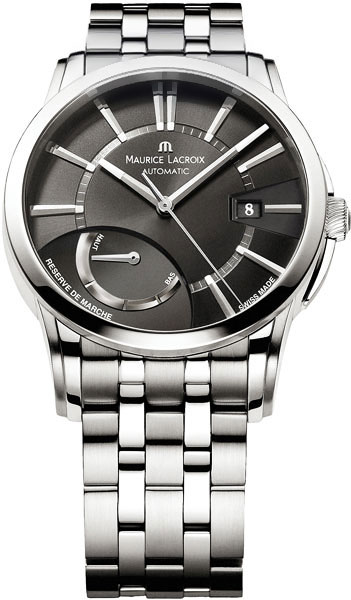 Мужские часы Maurice Lacroix PT6168-SS002-331-1 maurice lacroix часы maurice lacroix pt6158 ss002 73e коллекция pontos