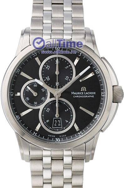 Мужские часы Maurice Lacroix PT6188-SS002-330-1