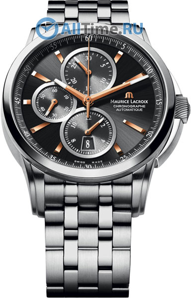Мужские часы Maurice Lacroix PT6188-SS002-332-1