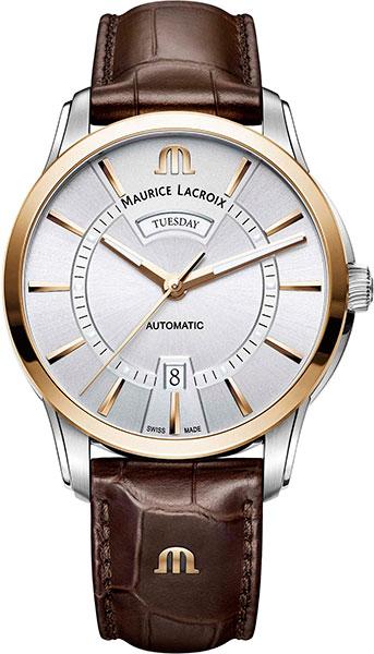 Мужские часы Maurice Lacroix PT6358-PS101-130-1