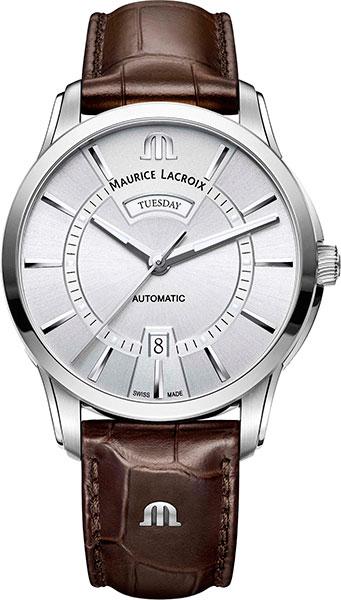 Мужские часы Maurice Lacroix PT6358-SS001-130-1