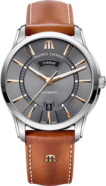 цены Мужские часы Maurice Lacroix PT6358-SS001-331-2