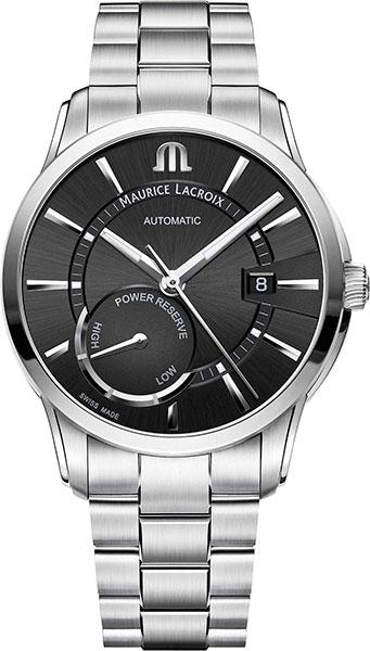 Мужские часы Maurice Lacroix PT6368-SS002-330-1 женские часы maurice lacroix ai1004 ss002 330 1