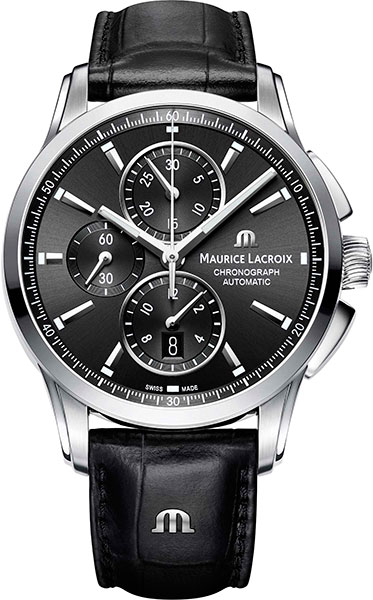 Мужские часы Maurice Lacroix PT6388-SS001-330-1 maurice lacroix aikon ai1006 ss002 330 1