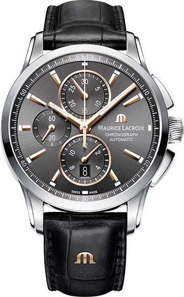 Мужские часы Maurice Lacroix PT6388-SS001-331-1 цена