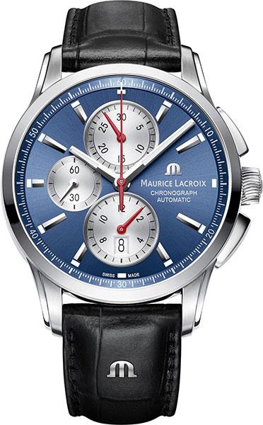 Мужские часы Maurice Lacroix PT6388-SS001-430-1 картридж epson c13s050268