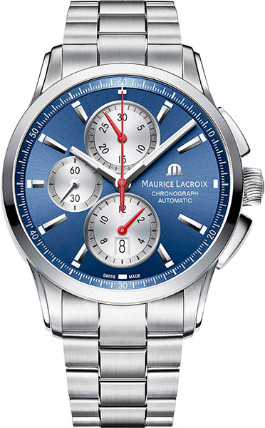 Мужские часы Maurice Lacroix PT6388-SS002-430-1 все цены