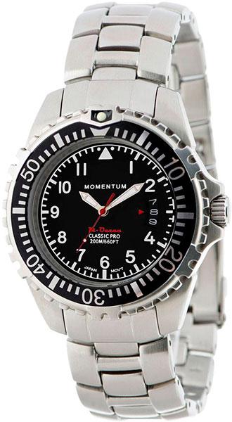 Мужские часы Momentum 1M-DN00B0 momentum часы momentum 1m sp17ps0 коллекция heatwave