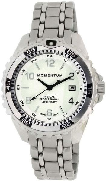 Женские часы Momentum 1M-DN11LS00 cross ручка шариковая bailey черная цвет корпуса красный