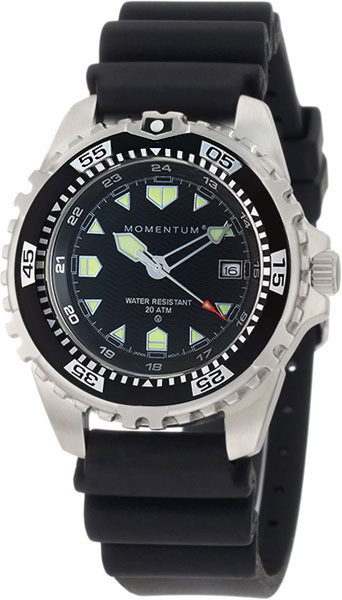 Мужские часы Momentum 1M-DV02B1B-AC momentum часы momentum 1m sp17ps0 коллекция heatwave