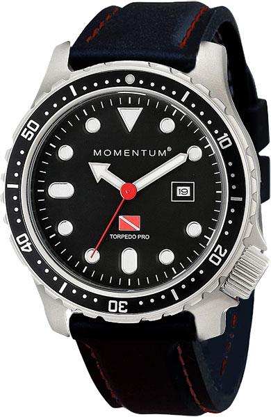 Мужские часы Momentum 1M-DV44B1BR momentum часы momentum 1m sp17ps0 коллекция heatwave