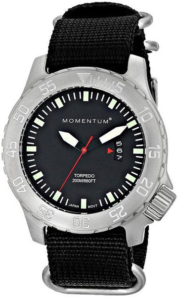 Мужские часы Momentum 1M-DV74B7B momentum часы momentum 1m sp17ps0 коллекция heatwave