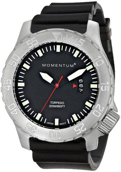Мужские часы Momentum 1M-DV74B9B momentum часы momentum 1m sp17ps0 коллекция heatwave