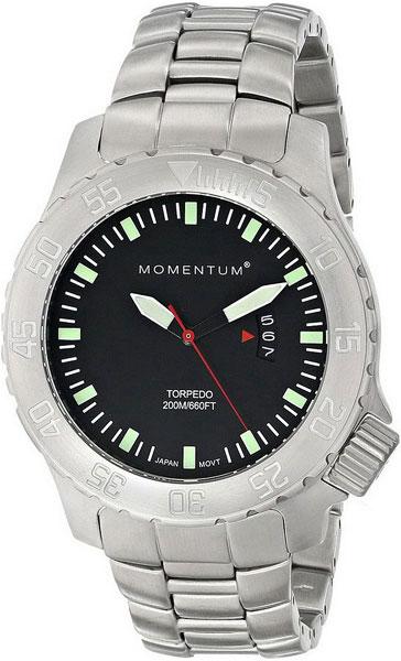Мужские часы Momentum 1M-DV74BS0 momentum часы momentum 1m sp17ps0 коллекция heatwave