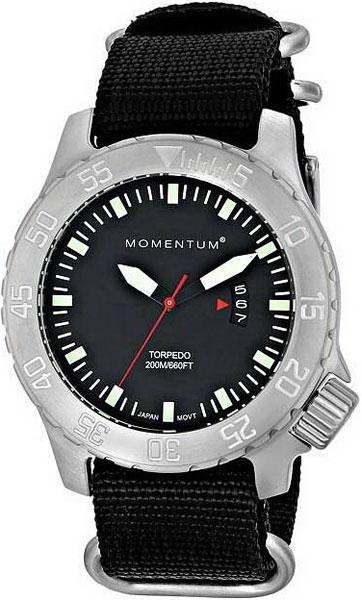 Мужские часы Momentum 1M-DV74BS7B momentum часы momentum 1m sp17ps0 коллекция heatwave