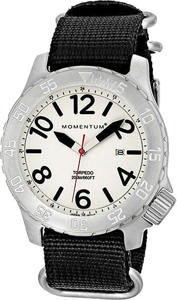 Мужские часы Momentum 1M-DV74LS7B momentum часы momentum 1m dv74ls7b коллекция torpedo