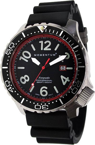 Мужские часы Momentum 1M-DV74R1B momentum часы momentum 1m sp17ps0 коллекция heatwave