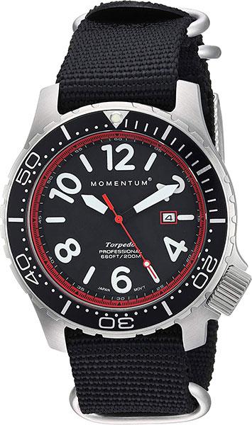 Мужские часы Momentum 1M-DV74R7B momentum часы momentum 1m sp17ps0 коллекция heatwave
