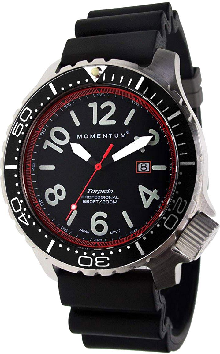 купить Мужские часы Momentum 1M-DV74RS1B по цене 10900 рублей