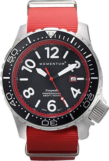 купить Мужские часы Momentum 1M-DV74RS1R по цене 11800 рублей
