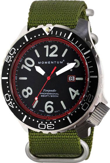 купить Мужские часы Momentum 1M-DV74RS7G по цене 10100 рублей
