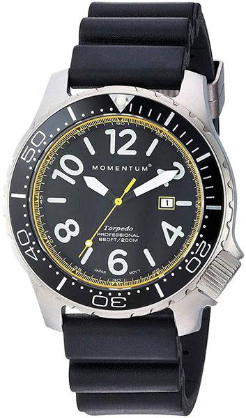 Мужские часы Momentum 1M-DV74Y1B momentum часы momentum 1m sp17ps0 коллекция heatwave
