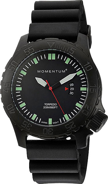 Мужские часы Momentum 1M-DV76B1B momentum часы momentum 1m sp17ps0 коллекция heatwave