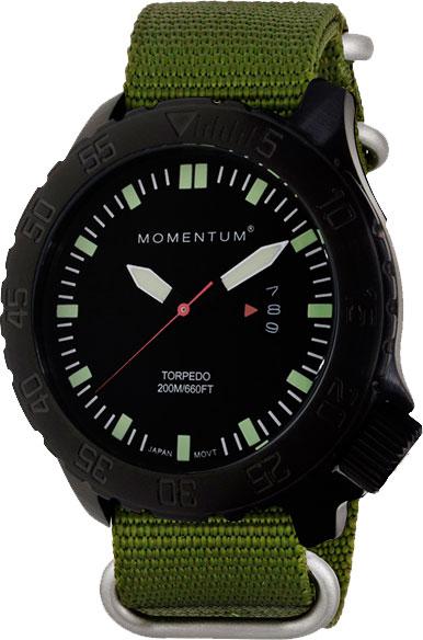 Мужские часы Momentum 1M-DV76B7G momentum часы momentum 1m dv74l0 коллекция torpedo