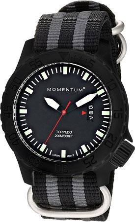 Мужские часы Momentum 1M-DV76B7S momentum часы momentum 1m dv76b7s коллекция torpedo