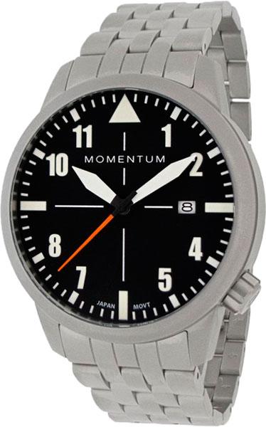 Мужские часы Momentum 1M-SN92BS0 momentum часы momentum 1m sp17ps0 коллекция heatwave