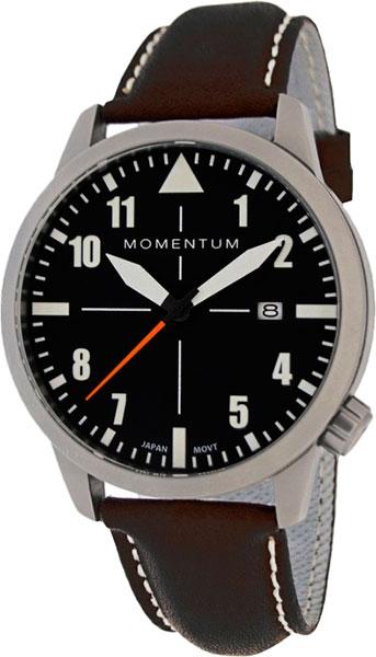 Мужские часы Momentum 1M-SN92BS2B cтеппер bs 803 bla b ez